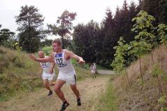 2010-08-12 Michi beim Geländelauf
