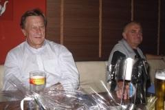 2010-09-28 Hans und Fred lauschen den Ausführungen