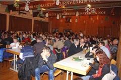 2010-12-04 Alle Plätze sind voll und wir können beginnen