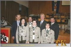 2010-12-11 Auch der Bezirksobmann des Blasmusikverbandes gratuliert