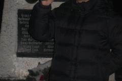 2010-12-21 Trompetenruf vom heutigen Geburtstagskind Kurt Wimmer
