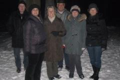 2010-12-21 Gemeinsames Feiern der Wintersonnenwende ist immer wieder schön