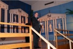 2011-01-29 Begrüßung durch Obmann Gerald Stutz