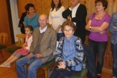 2011-06-18 Die Jubilarin mit Gatten August