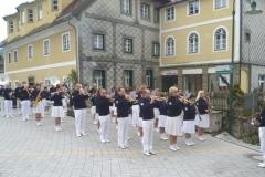 2011-06-23 Einmarsch in Lunz am See