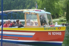 2011-06-23 Interessante Bootsfahrt am Lunzersee