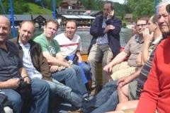 2011-06-23 Der Tourismusobmann erklärt uns einiges