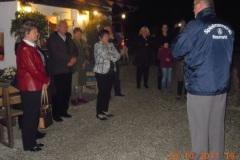 2011-10-29 Kurze Ansprache vom Obmann