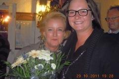2011-10-29 Gode mit Patenkind Karin
