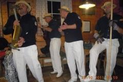 2011-10-29 Auch die Se Oritschinel Goatnzauns gratulieren