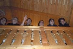 2011-10-29 Fanclub im 1. Stock