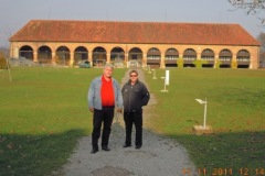 2011-11-10 Besichtigung Schloß Seggau