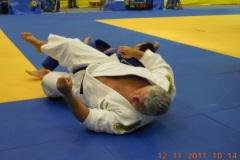 2011-11-10 Ippon nach 35 sek leider verletzte sich der Gegner schwer am Knie