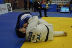 2011-11-10 6 Sekunden vor Schluss im Golden Score wirft Helmut den Deutschen Sieg