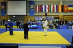 2011-11-10 Nach 4 Minuten steht es im Kampfrichterentscheid 3 0 für Helmut Goldmedaille