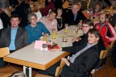 2011-12-03 Auch viele Ehrengäste sind heute wieder gekommen
