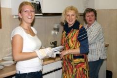 2011-12-03 Danke einem Teil des Küchenteams