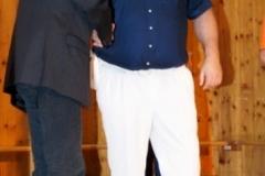 2011-12-03 Gratulation an Helmut Gföllner zum Europameistertitel
