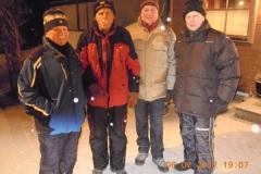 2012-02-06 Moarschaft Montagsriege - hätte sich mehr erwartet!!