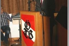 2012-03-31 Begrüßung durch den Obmann Herbert Heitzinger