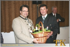 2012-03-31 Ehrung für den scheidenden Kapellmeister durch Bürgermeister