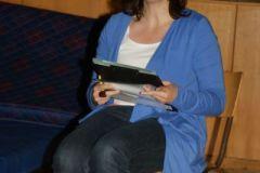 2012-06-06 Kampfrichterin und Jugendwartin Doris Schöberl
