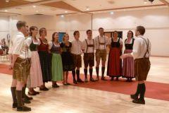 """2012-07-10 Vereinswimpelwettstreit-Mannschaft beim """"Singen"""""""