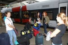 2012-07-10 Anreise mit dem Zug