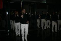 2012-07-13 Unser Stabführer an der Spitze des Bundes-SZ bei der Schlussfeier