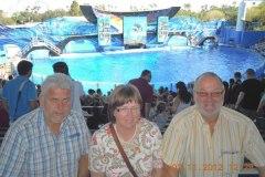 2012-11-01 Im Shamu Stadion von Sea World