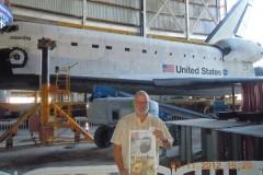 2012-11-01 Am Vortag kam die Atlantis nach Cape Canaveral zurück