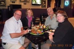2012-11-01 Gesundes Essen im Hard Rock Cafe