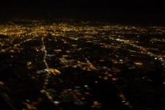 2012-11-01 Heimflug über die Megastadt Miami