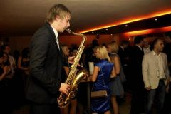 2013-01-26 Max the Sax: Live im Sir Prise