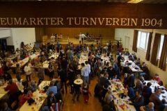 2013-02-02 Das Turnerheim ist gefüllt