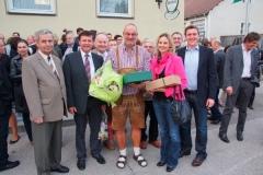 2013-04-30 Die ÖVP Kallham gratuliert