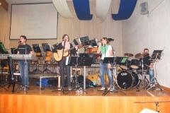 2013-04-30 Nachwuchsband spielt zum Tanz auf