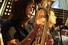 2013-05-04 Birgit bei ihrem Solostück