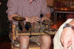 2013-05-17 SOG sind begeistert vom praktischen Schlagzeug