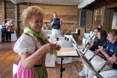 2013-05-17 Rosi darf dirigieren