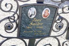 2013-05-17 Besuch am Friedhof bei Toni Sailer