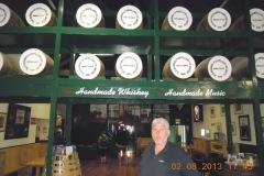 2013-08-01 Besuch von Bushmills Whiskey