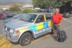 2013-08-01 Die richtige Grösse für Polizeiautos meint Heli
