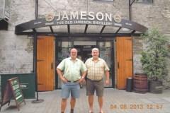 2013-08-01 Jameson die zweite Whiskey Destillerie