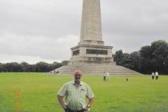 2013-08-01 Das Weillington Monument im Phönix Park