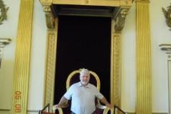 2013-08-01 Hier wurden schon Könige auf den Thron gehoben