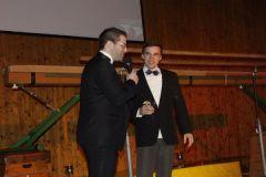 2013-12-07 Oscar an Michi Bond, ein smarter Kerl