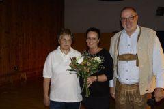 2013-12-07 Abschied von Vorturnerin Claudia Holzmann