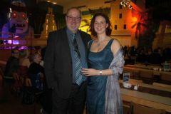 2014-01-25 Obmann mit Partnerin