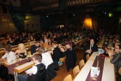 2014-01-25 Der Saal ist gefüllt